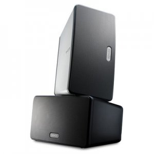 SONOS PLAY 3 WIRELESS SPEAKER SYSTEM BLACK